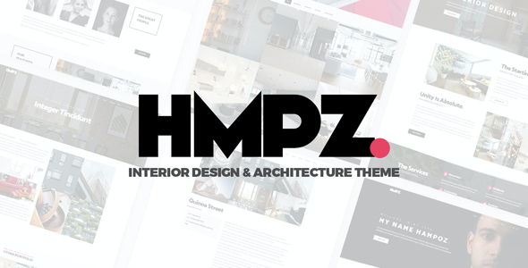test Hampoz - Responsive Interior Design & Architecture Theme