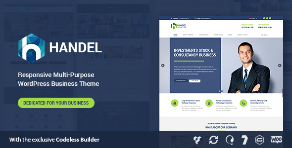 test Handel - Responsive Multi-Purpose Business Theme