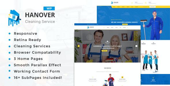 Test du thème WordPress Hanover , voici notre avis