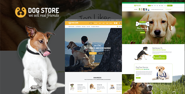 test Haustiere - Pets Store RTL WooCommerce WordPress Theme