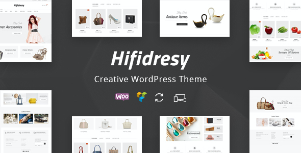 test Hifidresy - Multipurpose WooCommerce Theme