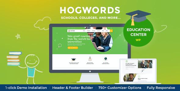 Test du thème WordPress Hogwords , découvrez notre avis