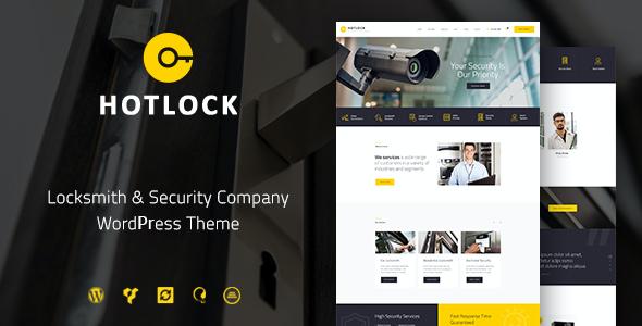 Test du thème WordPress HotLock , découvrez notre avis