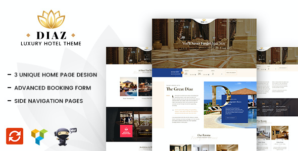 test Hotel Diaz - Hotel Booking Theme