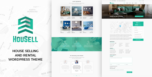 test Housell - Modern Real Estate WordPress Theme
