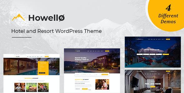 Test du thème WordPress Howello , découvrez notre avis