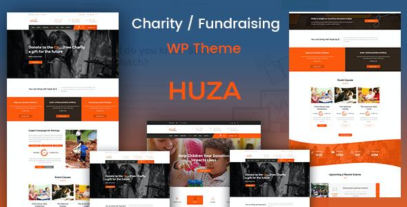 Test du thème WordPress Huza , voici notre avis