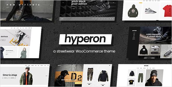 Test du thème WordPress Hyperon , voici notre avis