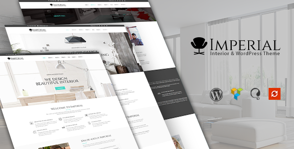 test Imperial - Interior WordPress Theme