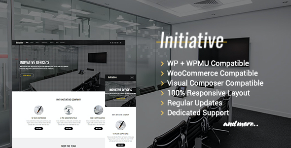 test Initiative - Interior Design & Architect Company WordPress Theme