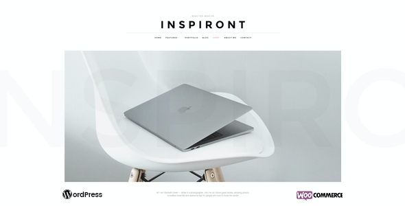 test Inspiront - A Responsive WordPress Blog Theme