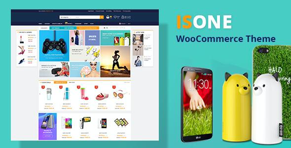Test du thème WordPress IsOne Store , voici notre avis