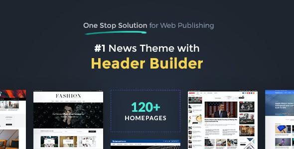 Test du thème WordPress JNews , découvrez notre avis