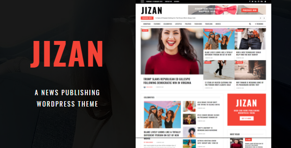 test Jizan | A Newspaper and Magazine WordPress Theme