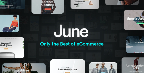test June - Multi-Purpose Responsive WooCommerce Theme