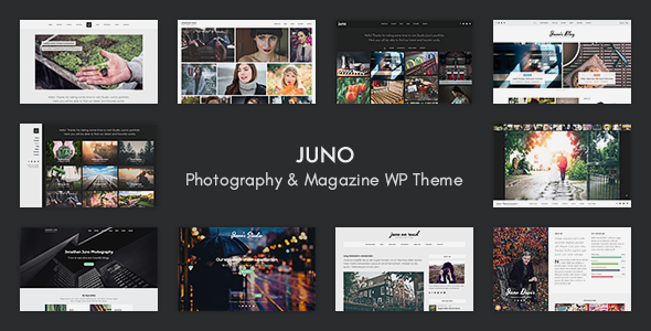 test Juno – Photography & Magazine WP Theme