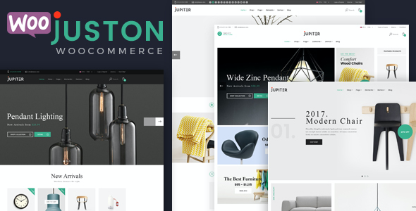test Juston - WooCommerce Responsive Furniture Theme