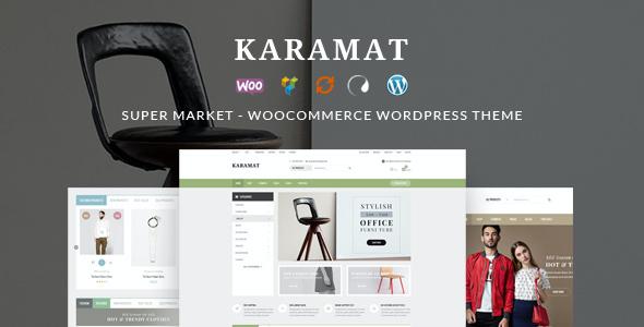 Test du thème WordPress KaraMat , découvrez notre avis