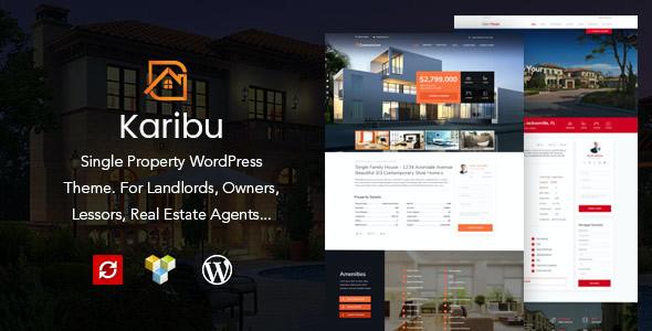 Test du thème WordPress Karibu , découvrez notre avis