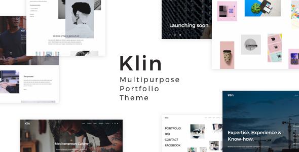 Test du thème WordPress Klin , voici notre avis