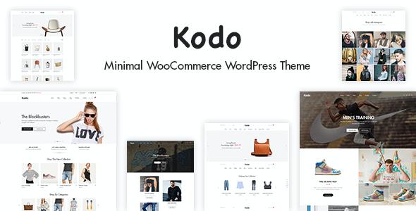 Test du thème WordPress Kodo , voici notre avis