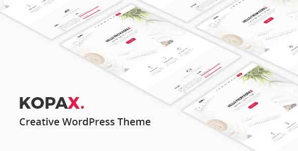 Test du thème WordPress Kopax , découvrez notre avis
