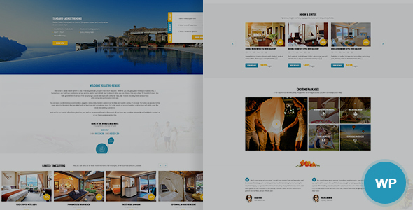test Leevio - Resort & Hotel WordPress Theme