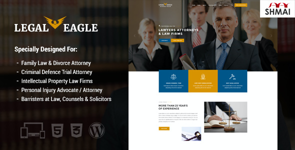 test Legal Eagle | Law Firm and Business WordPress Theme