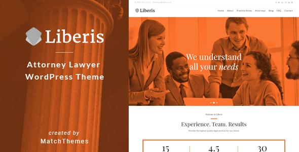 Test du thème WordPress Liberis , découvrez notre avis
