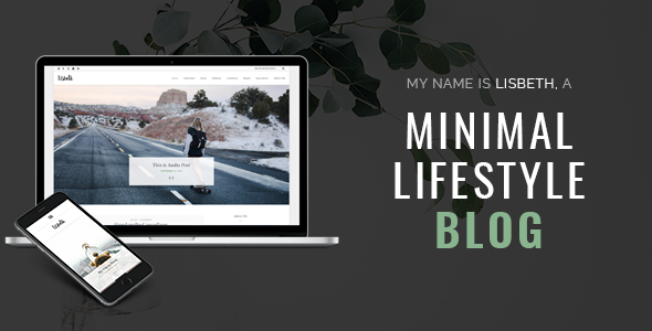 test Lisbeth - A Lifestyle Responsive WordPress Blog Theme