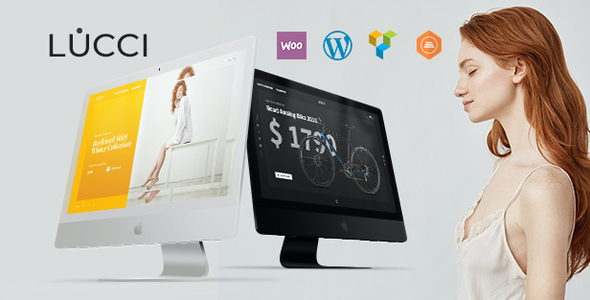 test Lucci | A Trendy WooCommerce WordPress Theme