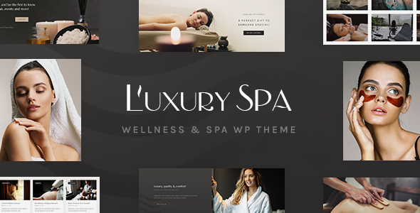 test Luxury Spa - Beauty Spa & Wellness Resort Theme
