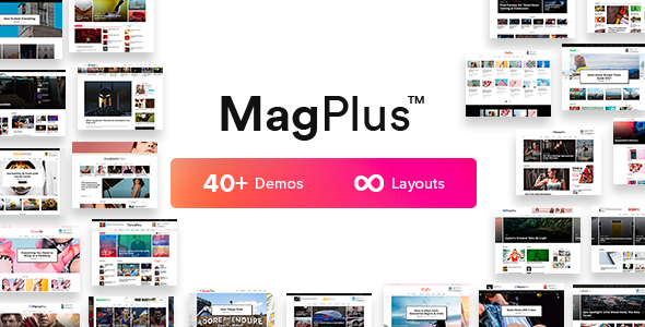 test MagPlus - Blog & Magazine WordPress theme for Blog, Magazine