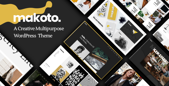 test Makoto - A Creative Multipurpose WordPress Theme