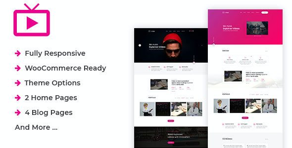 test MaxVid - Video Agency WordPress Theme