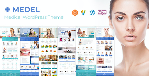 test Medel | A Contemporary Medical WordPress Theme