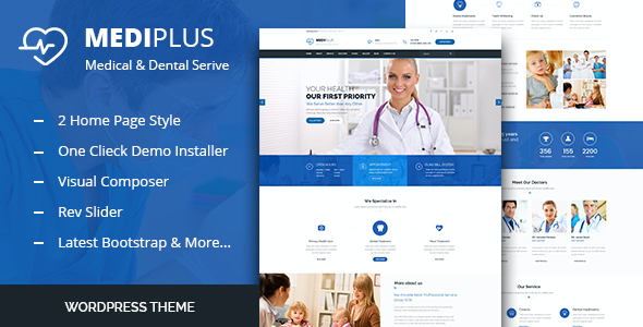 test Medi Plus - Health And Medical WordPress Theme