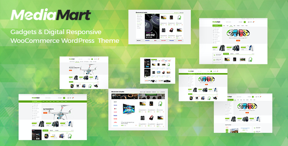 Test du thème WordPress MediaMart , découvrez notre avis