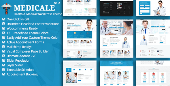 test Medical & Dentist - Medical WordPress