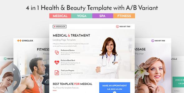 Test du thème WordPress Mediclick , découvrez notre avis
