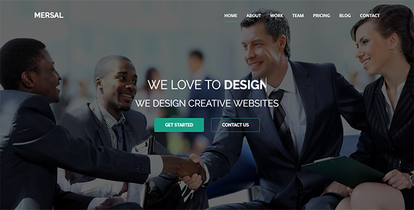 Test du thème WordPress Mersal , découvrez notre avis