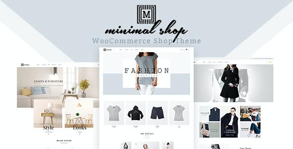 Test du thème WordPress Minimal Shop , voici notre avis