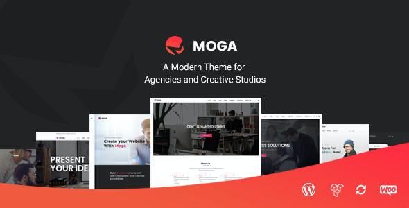 Test du thème WordPress Moga , voici notre avis