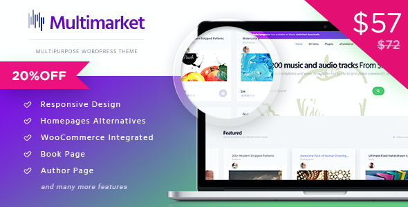 test Multimarket - WooCommerce Marketplace Theme