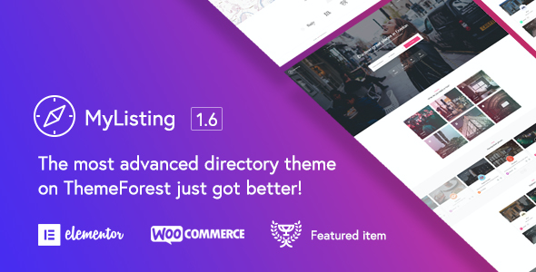 test MyListing - Directory & Listing WordPress Theme