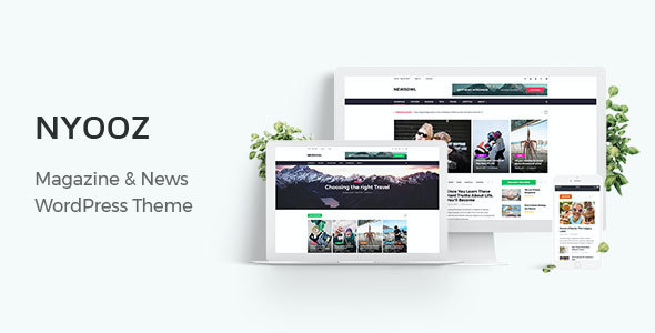 test NYOOZ - Magazine WordPress Theme