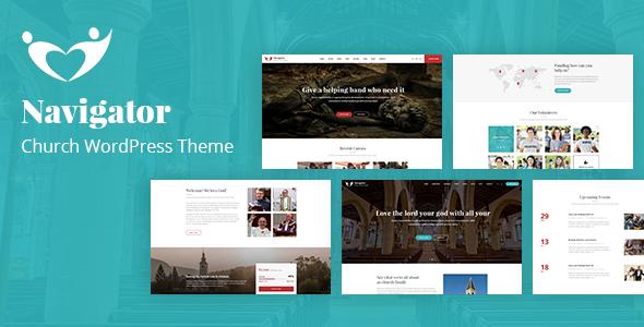 Test du thème WordPress Navigator , découvrez notre avis