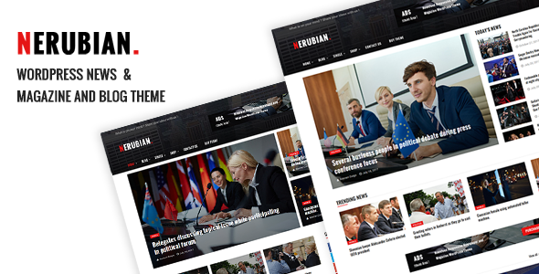 test Nerubian - A Modern News & Magazine Theme