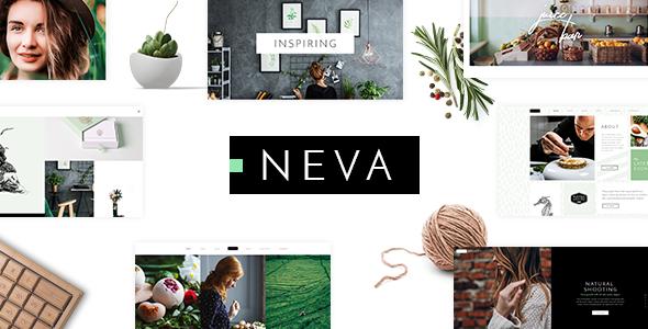 Test du thème WordPress Neva , découvrez notre avis