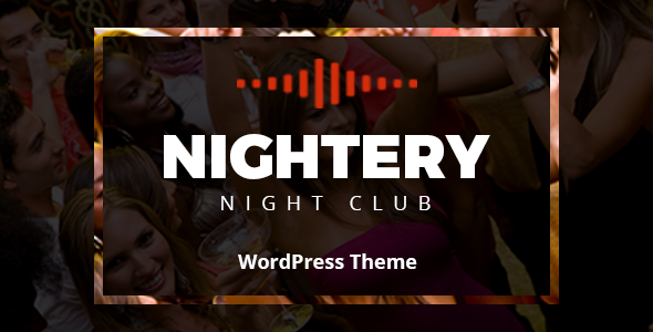 test Nightery - Night Club WordPress Theme